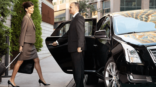 City-to-City Chauffeured Services
