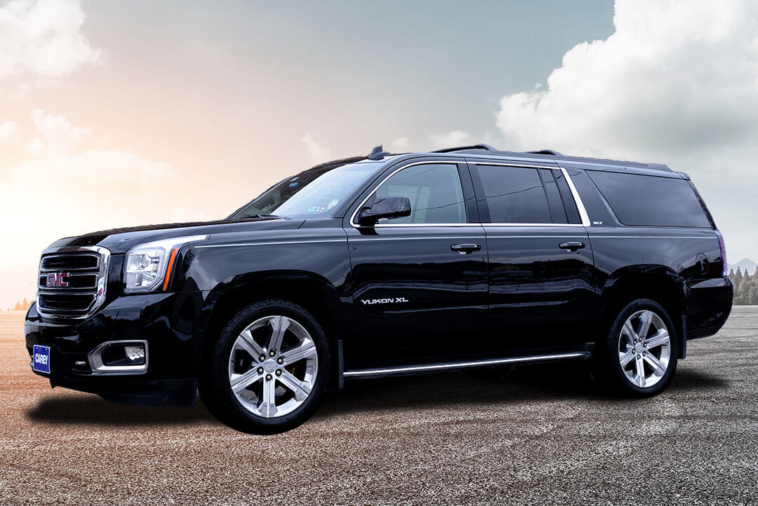 Luxury SUV - GMC Yukon XL
